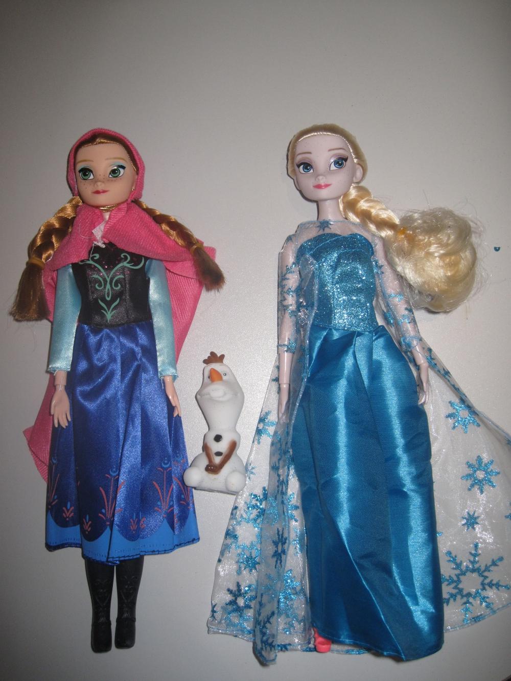 Платье для куклы 51