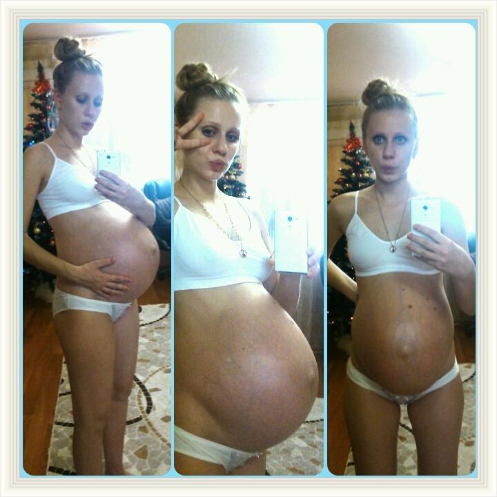 33-я неделя беременности